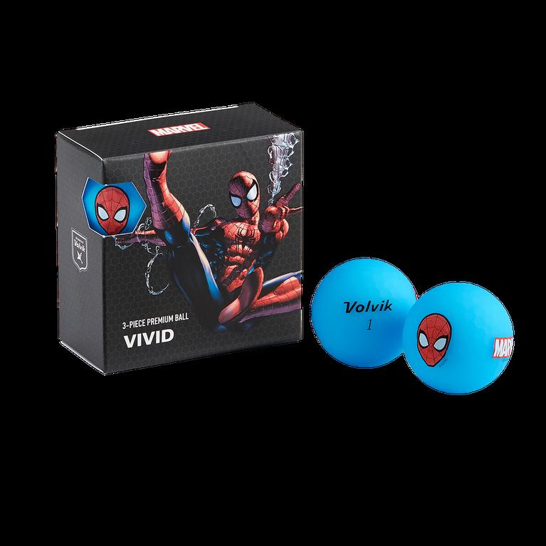 Marvel Spider Man 4 Ball Pack