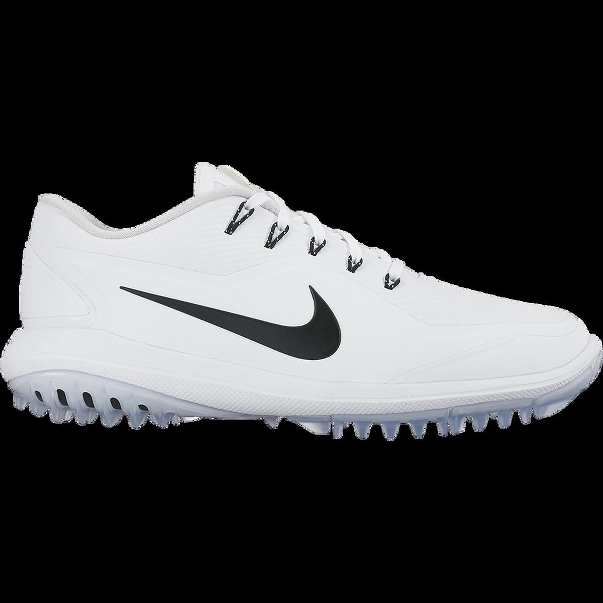 ad9e003e41f2 Nike Lunar Control Vapor 2 Men s Golf Shoe - White Black