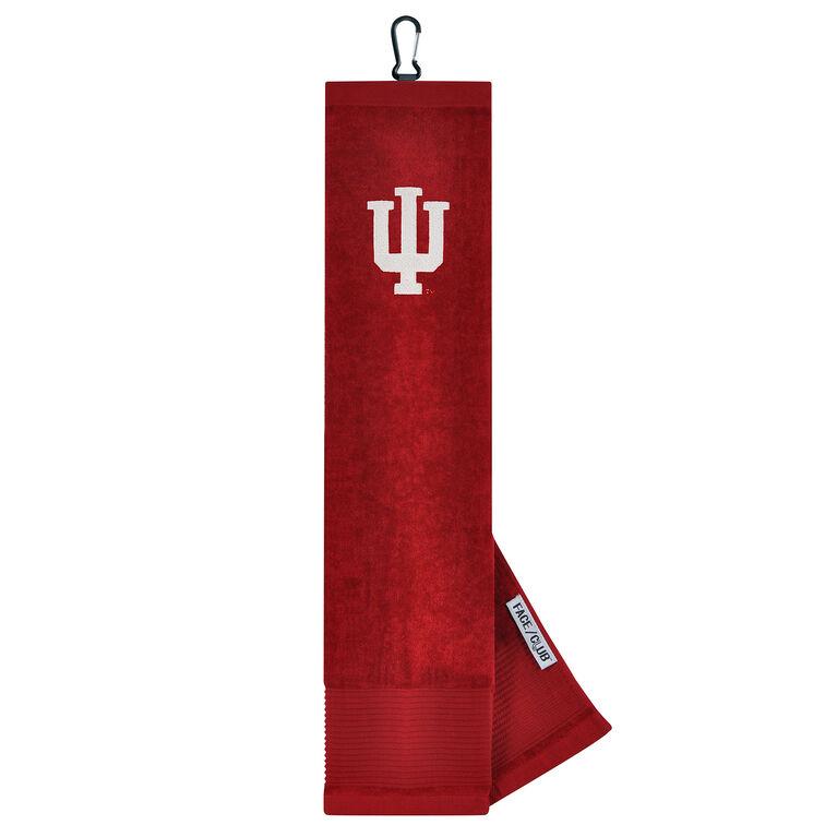 Team Effort Indiana HoosiersTriFold Towel