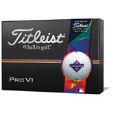 Limited-Edition Pro V1 Golf Balls: 2019 Nationals World Series Champions