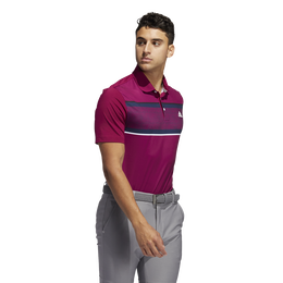 Ultimate365 Chest Print Polo Shirt