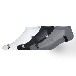 PGA TOUR Men's Pro Series 3-Pack Low Rider Socks