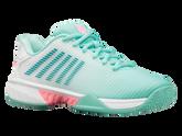 Alternate View 1 of Hypercourt Express 2 Women's Tennis Shoe - Light Blue/White
