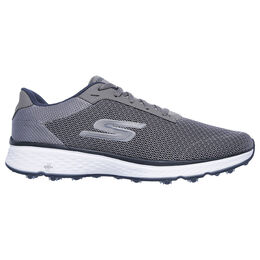 Skechers GO GOLF Fairway Lead Men's Golf Shoe - Grey/Navy