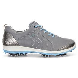 ECCO BIOM G2 Free Women's Golf Shoe - Grey/Blue