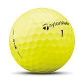 Alternate View 2 of TP5 Yellow Golf Balls