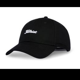 Nantucket Black & White Hat