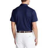 Alternate View 1 of Custom Slim Fit Performance Polo Shirt