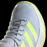 Alternate View 7 of Defiant Generation Multicourt  Women's Tennis Shoe - Blue/Yellow
