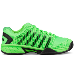 K-Swiss Hypercourt Express Boys Tennis Shoe - Green
