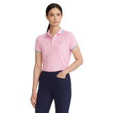 Tailored Fit Short Sleeve Golf Polo