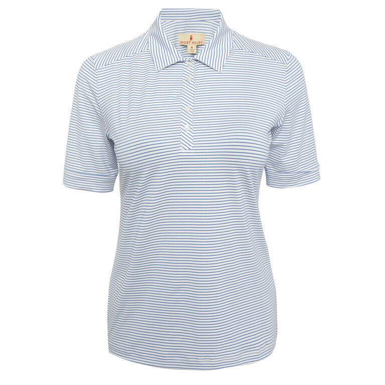 Off The Charts: Laurel Short Sleeve Polo