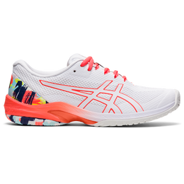 Court Speed FF 21 Women's Tennis Shoes - Red/White