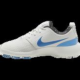 Alternate View 1 of Roshe G Men's Golf Shoe - White/Carolina Blue