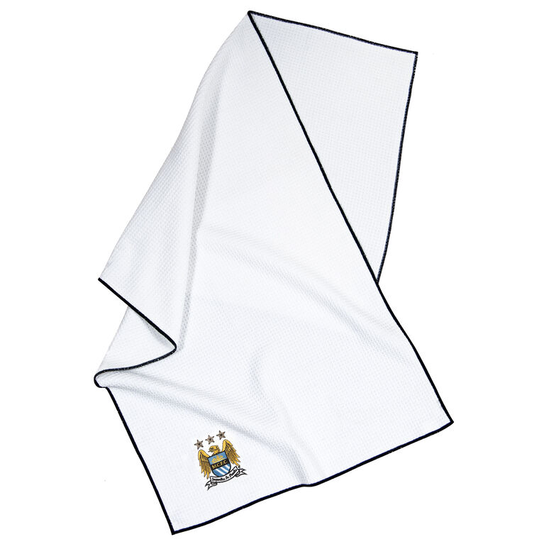 Team Effort Manchester City Microfiber Towel