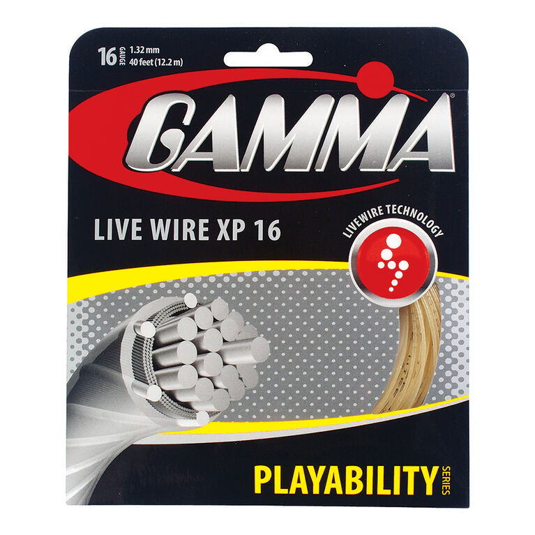 Gamma Live Wire XP 16 Gauge String