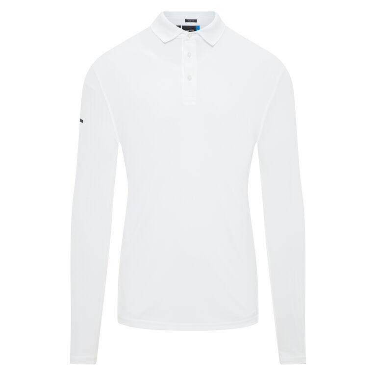 Otis TX Jersey+ Long Sleeve Polo