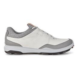 BIOM Hybrid 3 GTX Men's Golf Shoe - White/Black