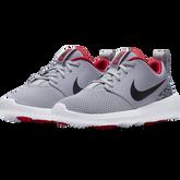 Alternate View 4 of Roshe G Junior Golf Shoe - Grey/Black