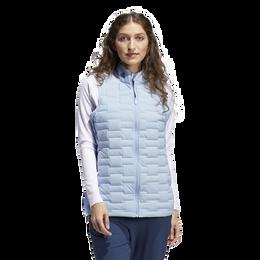 Frostguard Full-Zip Quilted Vest
