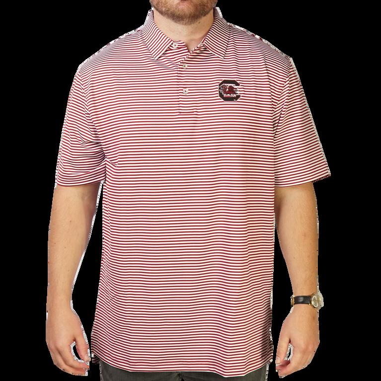South Carolina Gamecocks Stripe Polo