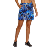 Alternate View 3 of Palm Springs Collection: Darby Frayed Frond Pull On Skort