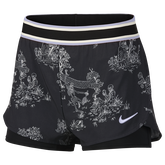 Alternate View 4 of NikeCourt Flex Printed Tennis Shorts