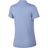 Short Sleeve Blade Zip Neck Polo