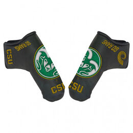 Colorado State Rams Blade Putter Cover