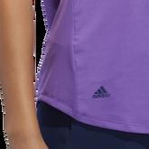 Ultimate365 Printed Sleeveless Polo Shirt
