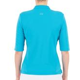 Alternate View 2 of Noa Elbow Sleeve Polo Shirt