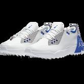 Alternate View 2 of Jordan ADG 2 Men's Golf Shoe - White/Blue