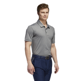 Alternate View 1 of Ultimate365 Heather Polo Shirt