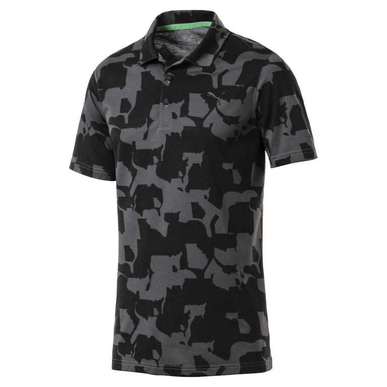 Boys Union Camo Polo