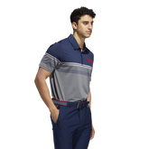 Alternate View 1 of USA Golf Ultimate365 Stripe Polo Shirt