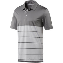 adidas ULTIMATE365 Heather Block Polo