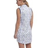 Alternate View 2 of Limelight Collection: Sleeveless Dot Print Dress