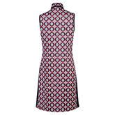 Dawn Group: Moa Navy Sleeveless Dress