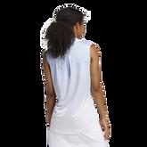 Alternate View 7 of Sleeveless PrimeBlue Polo Shirt