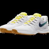 Alternate View 6 of Air Zoom Prestige Women's Tennis Shoe - White/Yellow
