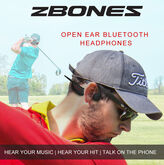 Alternate View 1 of zBones Open Ear Headphone