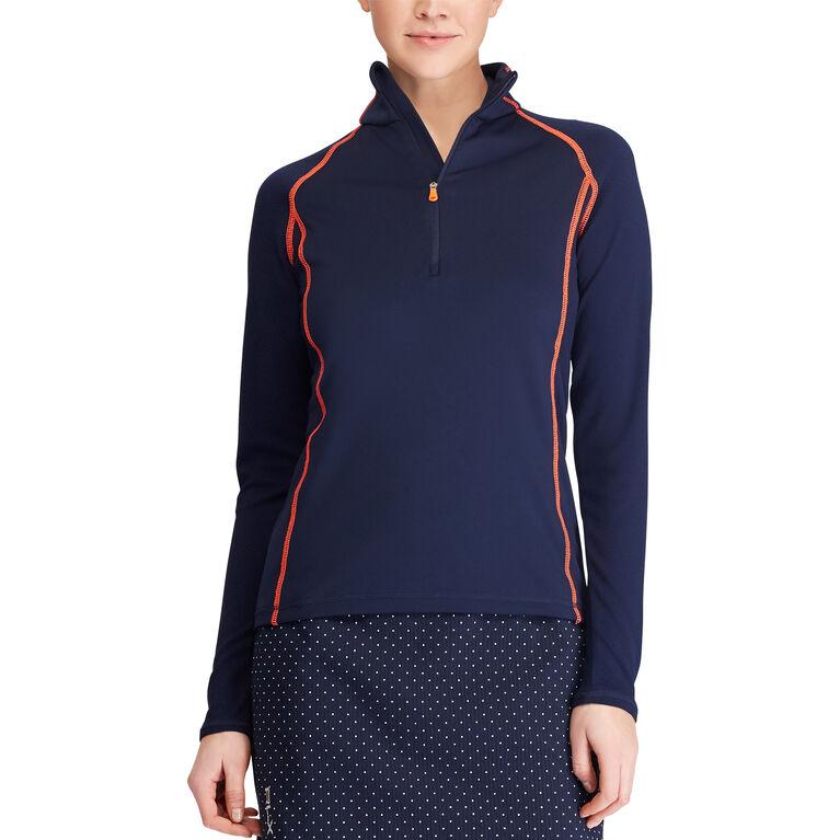 RLX Golf Stretch Jersey Half-Zip Pullover