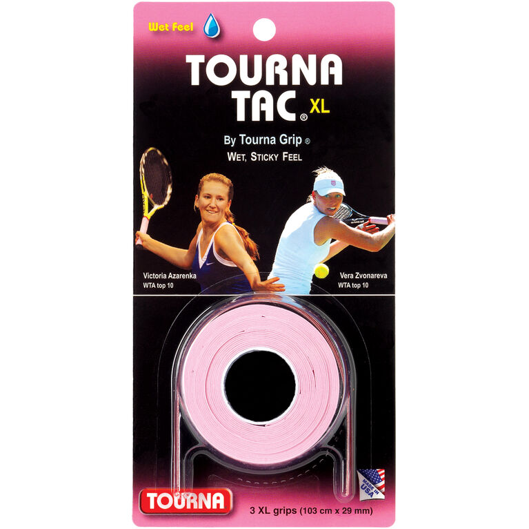 Unique Sports Tourna Tac XL 3 Pack - Pink
