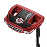 TaylorMade Spider Mini Red Putter w/ SuperStroke Grip
