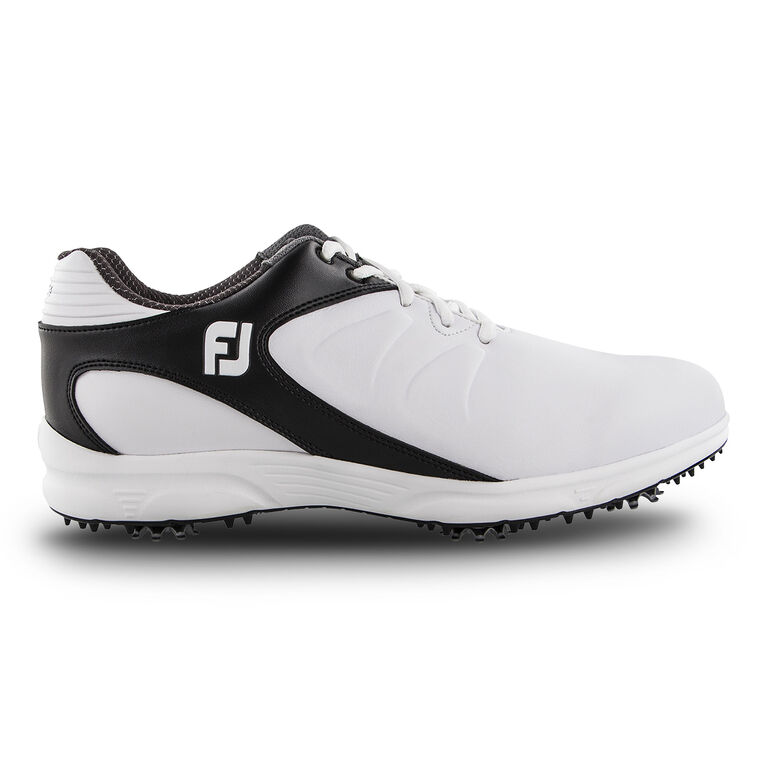 ARC XT Men's Golf Shoe - White/Black