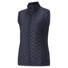 Cloudspun WRMLBL Quitled Full Zip Vest