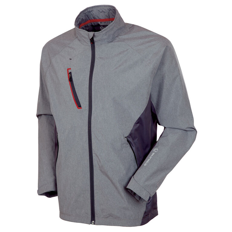 Carson Lightweight Water-Repellant Wind Jacket