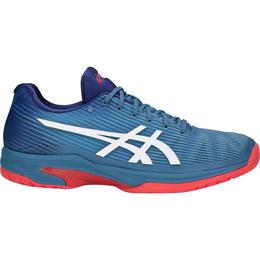 Asics Solution Speed FF Men's Tennis Shoe - Blue/White