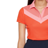 Alternate View 4 of Lilly Color Block Polo Shirt