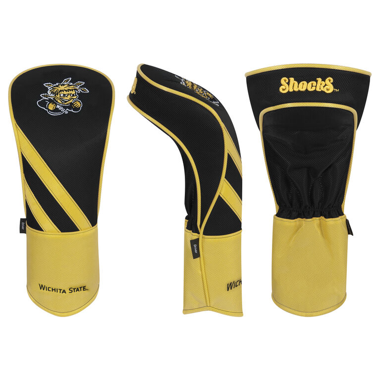 Team Effort Wichita State Shockers Driver Headcover